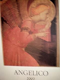 Angelico 2002 Calendar ... Selezione Di Pitture Ed Affreschi Del Beato Angelico ... Edizioini D'Arte I.F.I. - Firenze ... Italy ...13.25