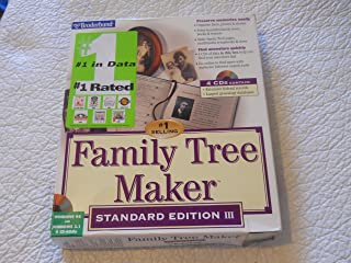 broderbund family tree maker