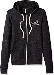 purple twitch hoodie