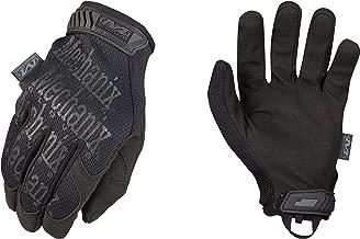 Mechanix Wear - Original Covert Tactical Gloves (Large, Black)