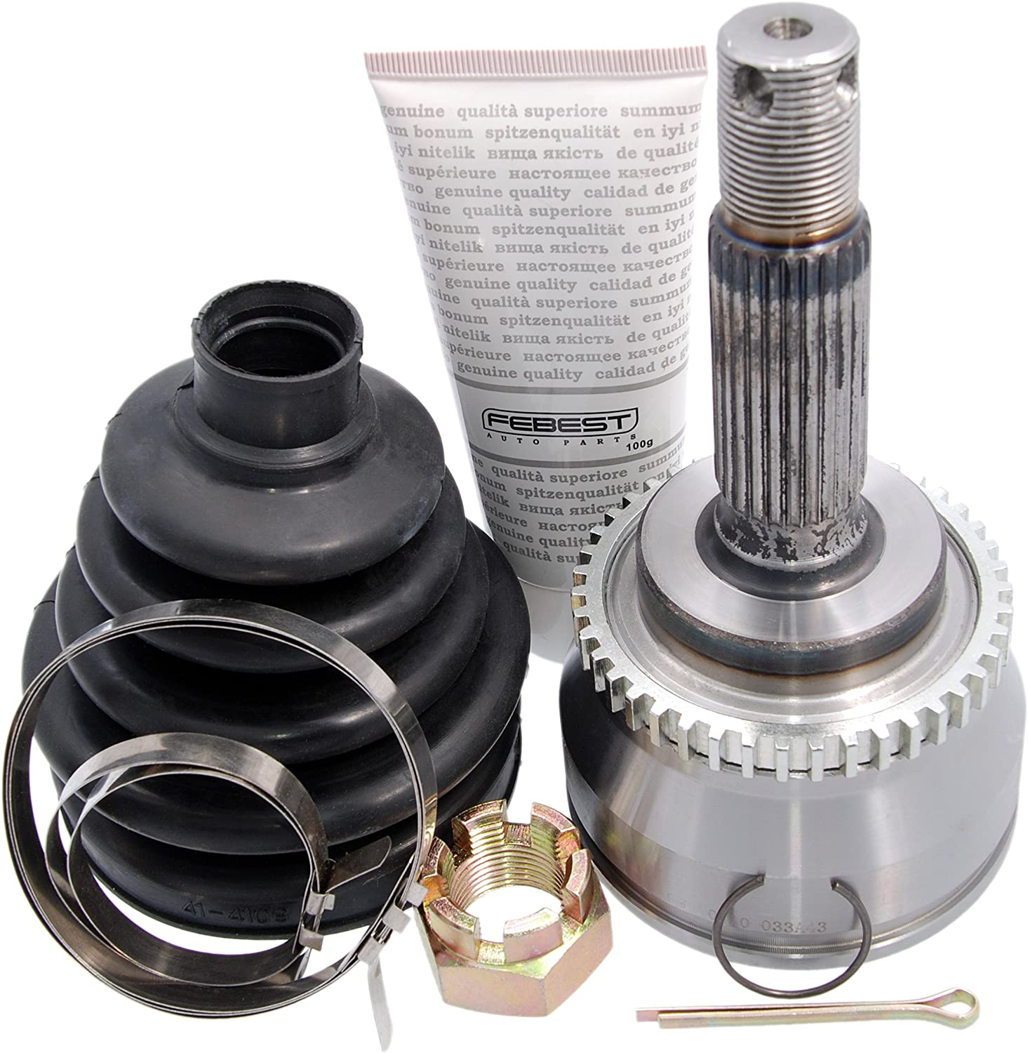 Mn156278 Regular discount - Outer Milwaukee Mall CV Joint For Febest 24X54X25 Mitsubishi