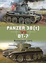 Panzer 38(t) vs BT-7: Barbarossa 1941 (Duel Book 78)