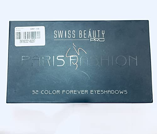 Swiss Beauty Pro 32 Colour Forever Eye Shadows