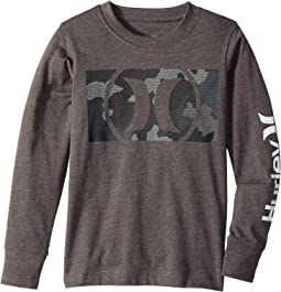 Hurley Kids - Camofill Tee (Little Kids)