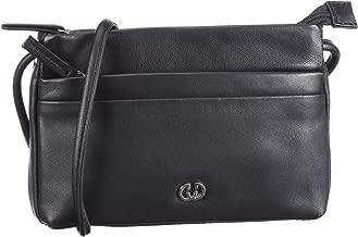 Gerry Weber Womens Piacenza Shoulder Bag S Shoulder Bag Black Schwarz (black 900) Size: 20x14x4 cm (B x H x T)