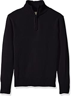 Boys' Sweater (More Styles Available), Classic Black, 4