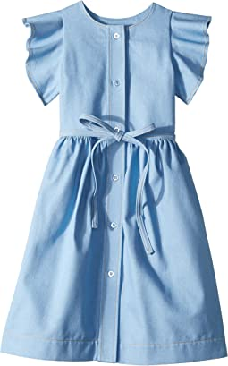 Denim Blue Dress (Toddler/Little Kids/Big Kids)