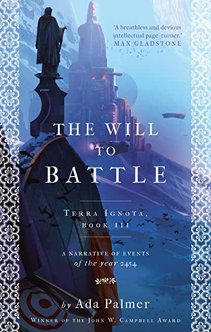 The Will to Battle (Terra Ignota Book 3) (English Edition)