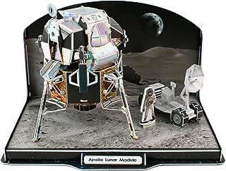 Daron Lunar Module 3D Puzzle (104-Piece)