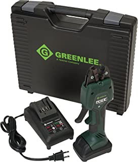 Greenlee EK50ML13811 Micro Crimping Tool Kit with 13.8mm JAW, 110V
