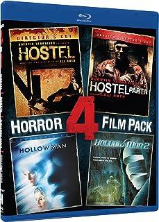 Hostel, Hostel II, Hollow Man, Hollow Man 2 4 Pack