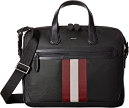 Bally Chandos Ballistic Nylon Briefcase