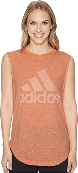 adidas Winner Muscle Tank Top