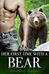 Her First Time With A Bear (Shifters of Spellholm Forest - The Bears Book 1) Kindle Edition