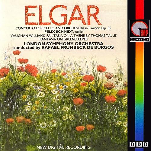 Amazon.com: Concerto for Cello and Orchestra in E Minor, Op ...