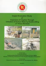Impact Evaluation Study of Expansion of Irrigation Through Utilization of Surface Water by Double Lifting (1st Phase-Revised)