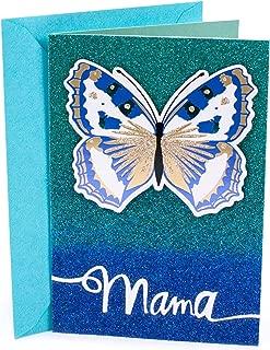Hallmark Mahogany Birthday Card for Mom (Butterfly)