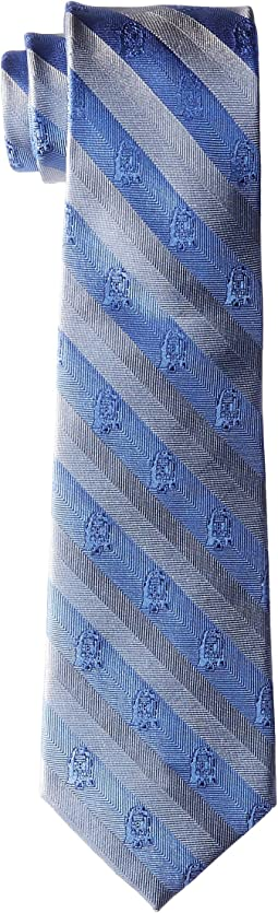 Star Wars™ R2D2 Blue and Grey Stripe Tie