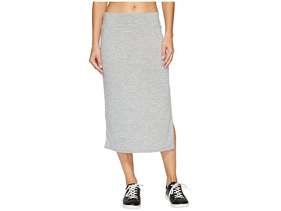 Lole Mali Skirt (Dark Grey Heather) Women