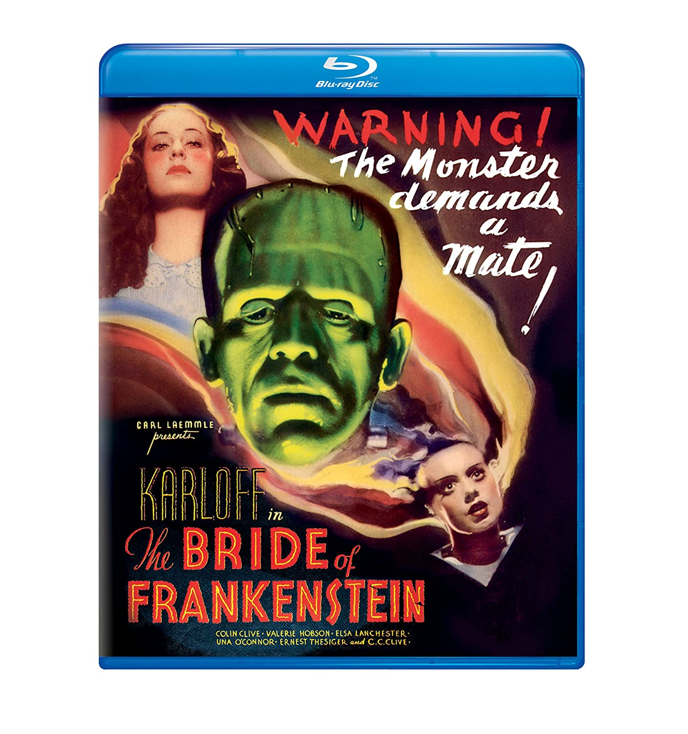 The 35% Cheap sale OFF Bride of Blu-ray Frankenstein