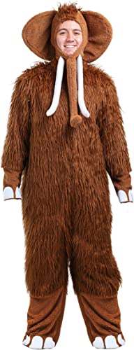 Seleccione de las marcas más nuevas como Woolly Mammoth Mammoth Mammoth Mens Fancy dress costume X-Large  servicio honesto