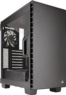 Corsair Carbide 400C ミドルタワー型PCケース 透明アクリル採用サイドパネル CS6414 CC-9011081-WW