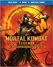 Mortal Kombat Legends: Scorpion's Revenge (Blu-ray/DVD/Digital)