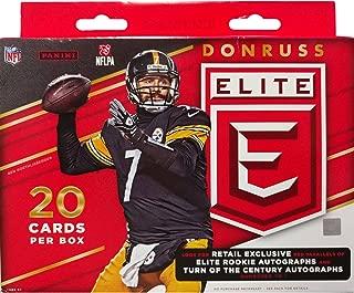 2016 donruss elite football hobby box