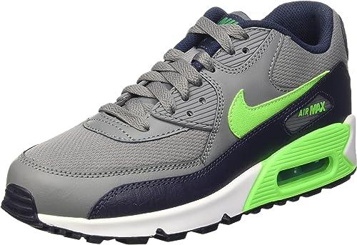 Nike Air Max 90 Mesh (GS), Scarpe da Ginnastica Bambino : Amazon ...