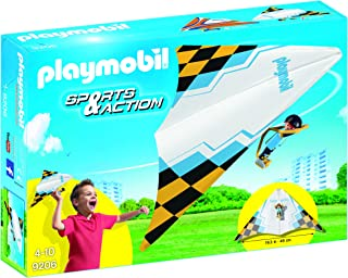 Playmobil Outdoor action Hang Glider - Yellow