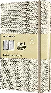 Moleskine - Blend 19 Notebook - Ruled - Large - Beige