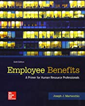 Best employee benefits 6th edition martocchio Reviews