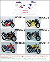 Emanuel /& Co Kit adesivi Decal Stickers Aprilia RS 250 Replica Chesterfield BIAGGI 1996 Ability to Customize The Colors