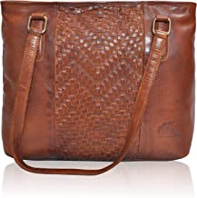 Leather Shoulder Bags for Women- Medium Premium Over the Shoulder Luxury Premium crossbody Ipad