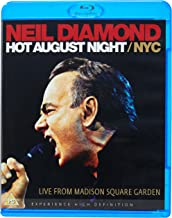 hot august night blu ray