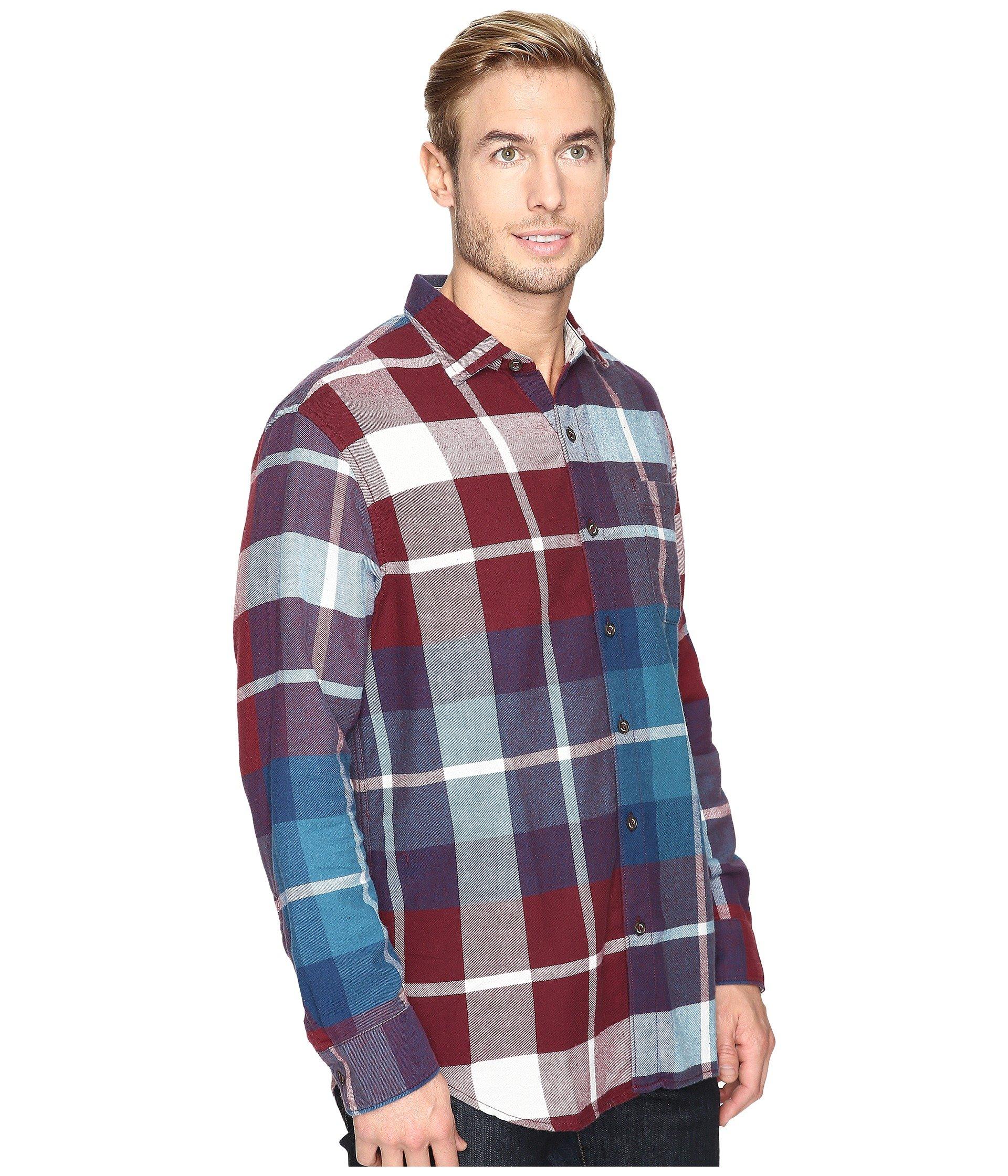 Tommy bahama acai flannel long sleeve woven shirt at 6pm for Tommy bahama long sleeve dress shirts