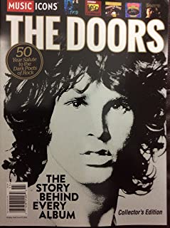 THE DOORS MUSIC ICONS