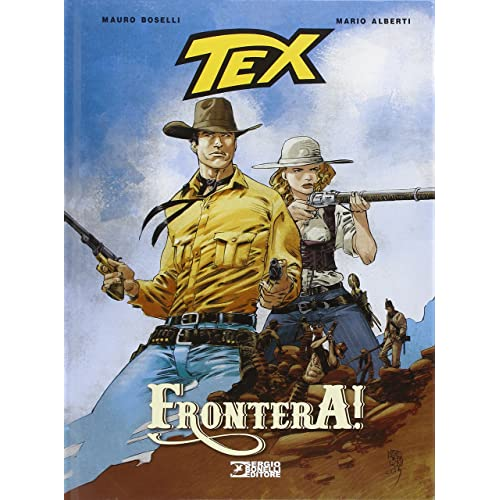 Fumetti Tex: Amazon.it