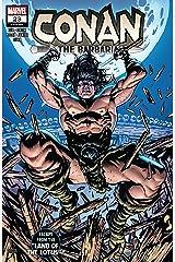 Conan The Barbarian #23 (Conan The Barbarian (2019-)) Kindle Edition