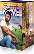 Real Cowboys Get Their Girls (Wyoming Rebel Boxed Set, Books 1-3, plus bonus novella)