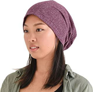 Charm Casualbox | Oversized Beanie Hat - Super Slouchy - Big Slouch Baggy Men Women