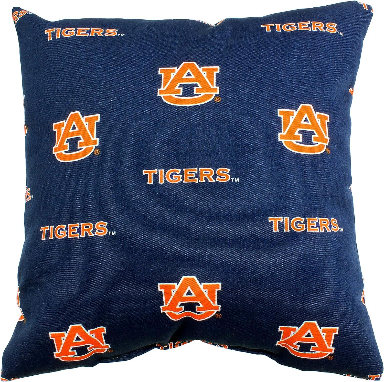 Amazon.com College Covers Auburn Tigers Outdoor Decorative Throw ...