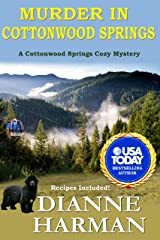 Murder in Cottonwood Springs: A Cottonwood Springs Cozy Mystery (Cottonwood Springs Cozy Mystery Series Book 1) Kindle Edition