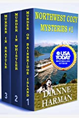 Northwest Cozy Mysteries #1 (Northwest Cozy Mystery Series Book 20) Kindle Edition