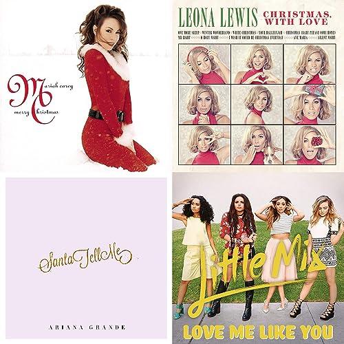 Christmas Harmony Cast.Pop Christmas By Gwen Stefani Mariah Carey Kelly Clarkson