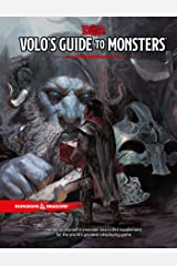 Volo's Guide to Monsters (Dungeons & Dragons) Hardcover