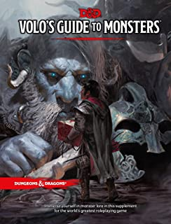 Volo`s Guide to Monsters (Dungeons & Dragons)