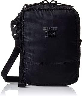 Herschel Unisex-Adult HS8 Crossbody Bag, Black - 10595