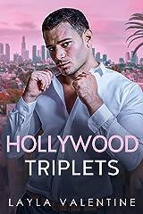 Hollywood Triplets - A Secret Babies Romance Novel (West Coast Players Book 3) Kindle Edition
