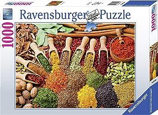 RAVENSBURGER PUZZLE- Ravensburger 88548 Puzzle épices et Herbes 1000 pièces